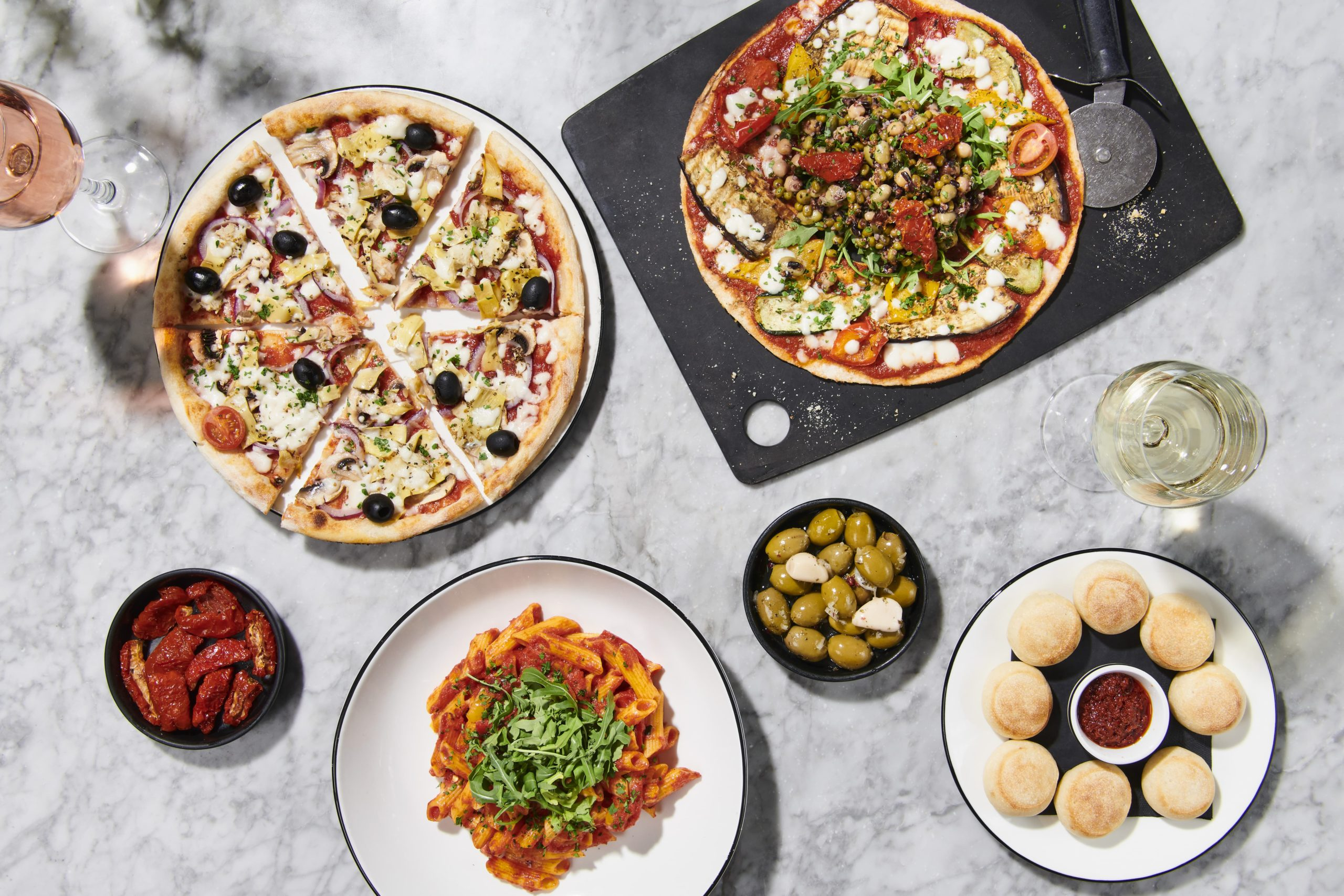 Pizza Express vegan options