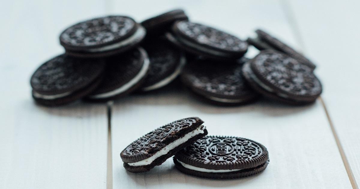 Original Oreo biscuits