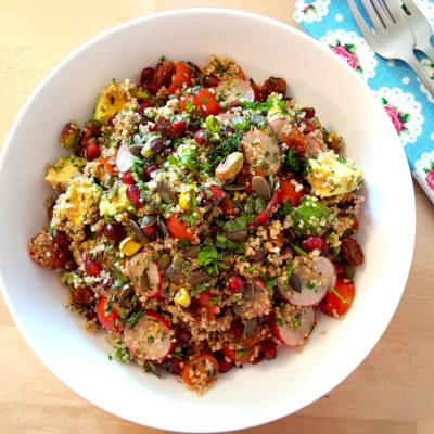 Middle Eastern Style Salad