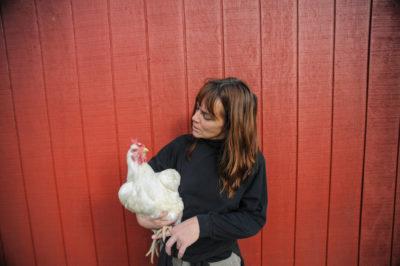 unbound project vegan Susie Coston