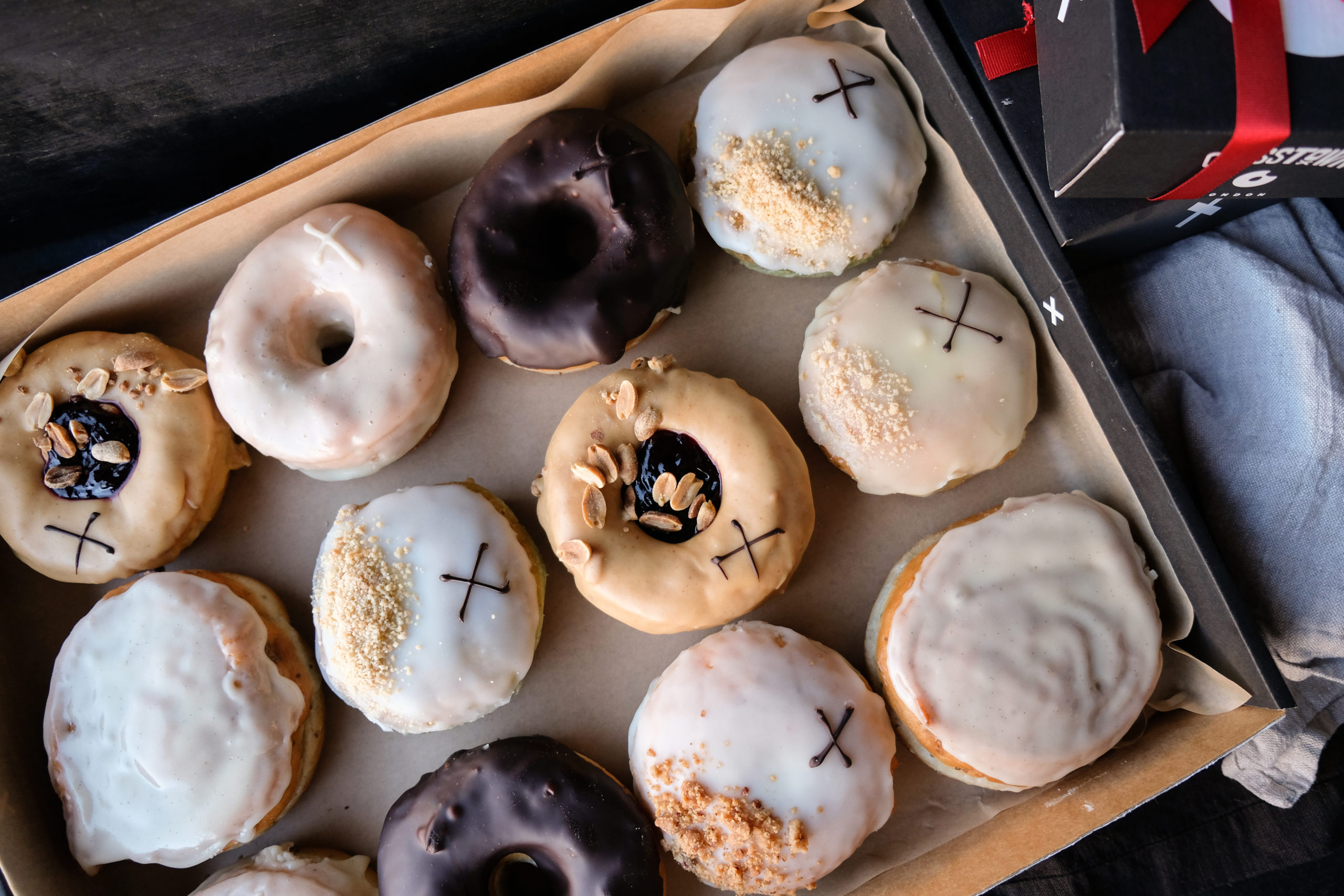 Crosstown donuts