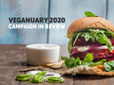 Veganuary 2020 campaign review