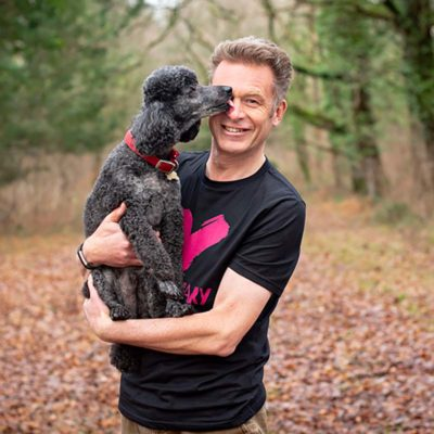 Chris Packham - Veganuary ambassador