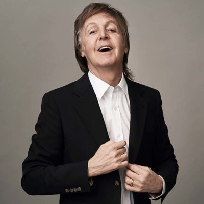 Ambassador Paul McCartney